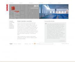 HOWE - проектиране, производство и продажба на обзавеждане