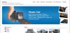 """""""Shans-Tur"""" Ltd. tour and transportation company: Drupal module, Drupal theme, Drupal development"""